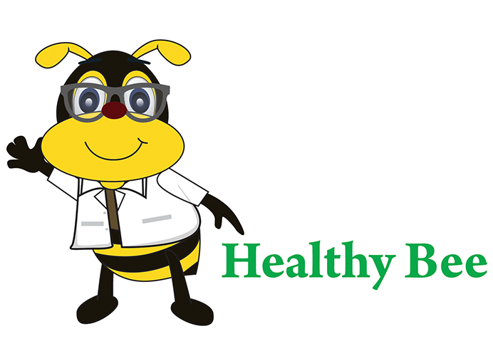 Healthy Bee Logo