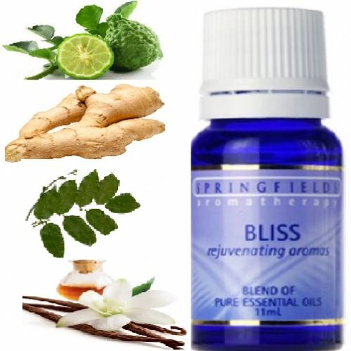ESSENTIAL OIL BLEND BLISS ,