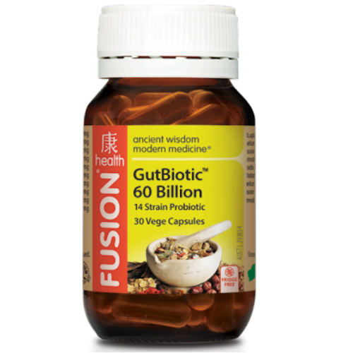 GUTBIOTIC 60 BILLION CAPSULES