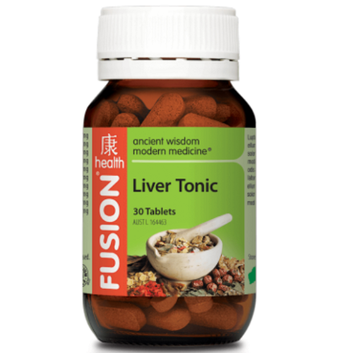 LIVER TONIC TABLETS