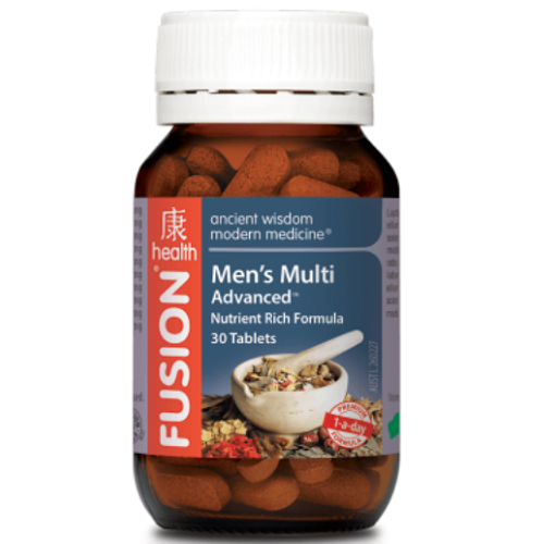 MENS MULTI ADV TABLETS