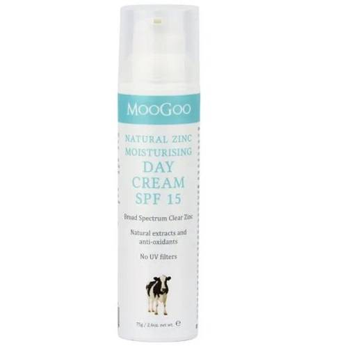 MOOGOO Moisturising SPF 15 Day Cream