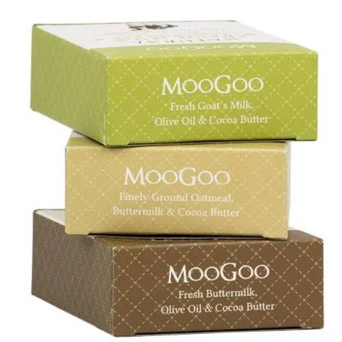 MOOGOO Fresh Milk Cleansing Bars