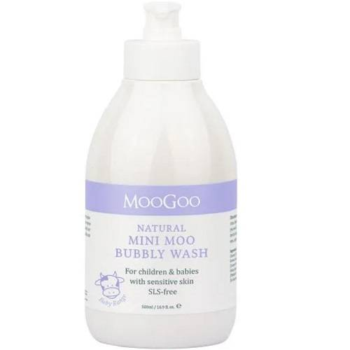 MOOGOO Mini Moo Bubbly Wash