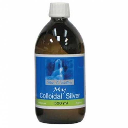 Colloidal Silver ORAL LIQUID - ALLAN K SUTTON