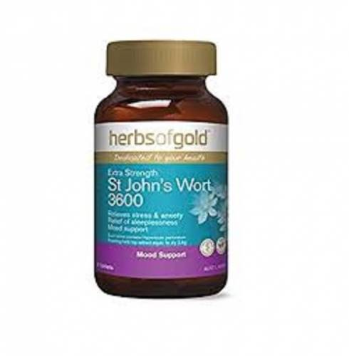 St Johns Wort 3600  Extra Strength