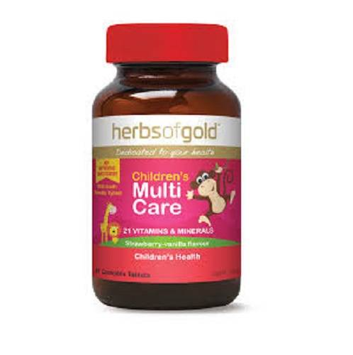 CHILDREN MULTI CARE (chewable)