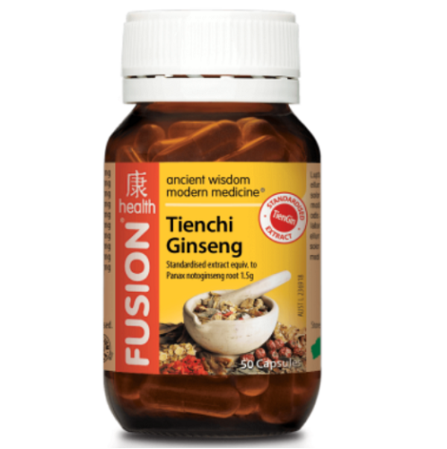 TIENCHI GINSENG VEGE CAPSULES