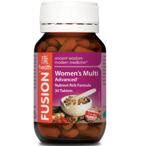 WOMENS MULTI ADVANCED  TABLETS